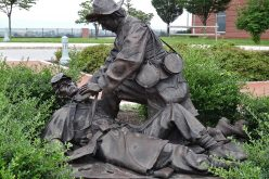 Civil war statues for you