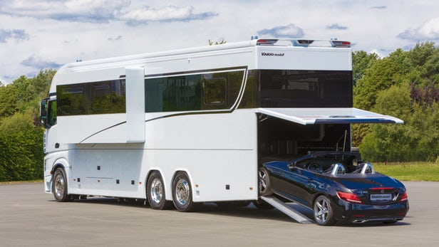 motorhome options