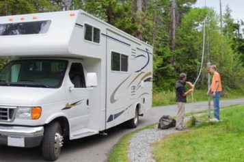 Effective Steps to Renting A Motor home