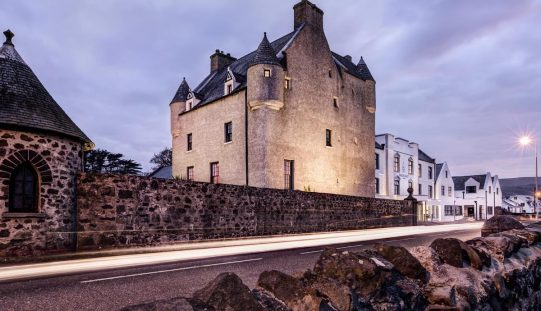 5 haunted Irish castles that you must see