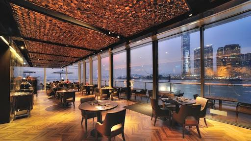 tsim sha tsui restaurants with harbour view